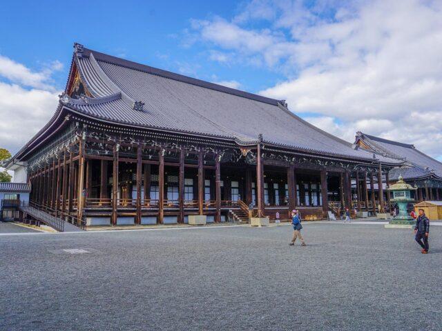 Nishi Hongan-ji Temple