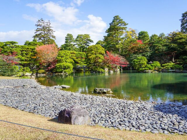 The Kyoto Imperial Palace
