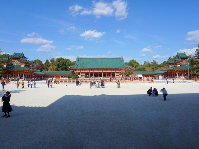 Heian-jingū Shrine