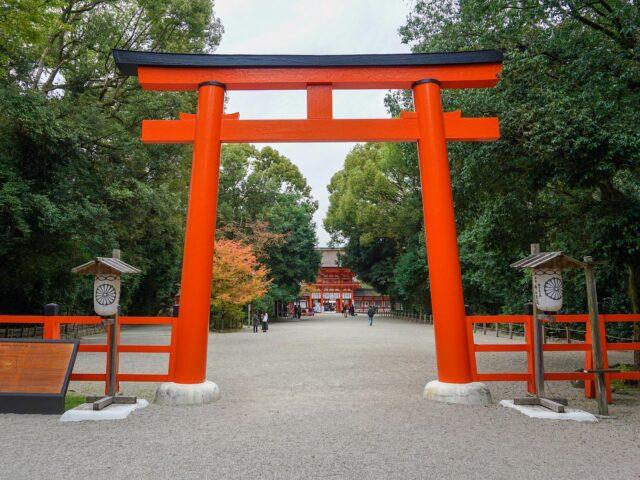 Shimogamo-jinja Shrine