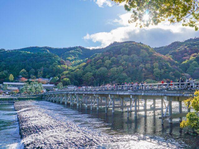 Togetsukyō Bridge