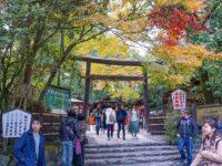 (斎宮が潔斎を行った)野宮神社 Nonomiya-jinja Shrine