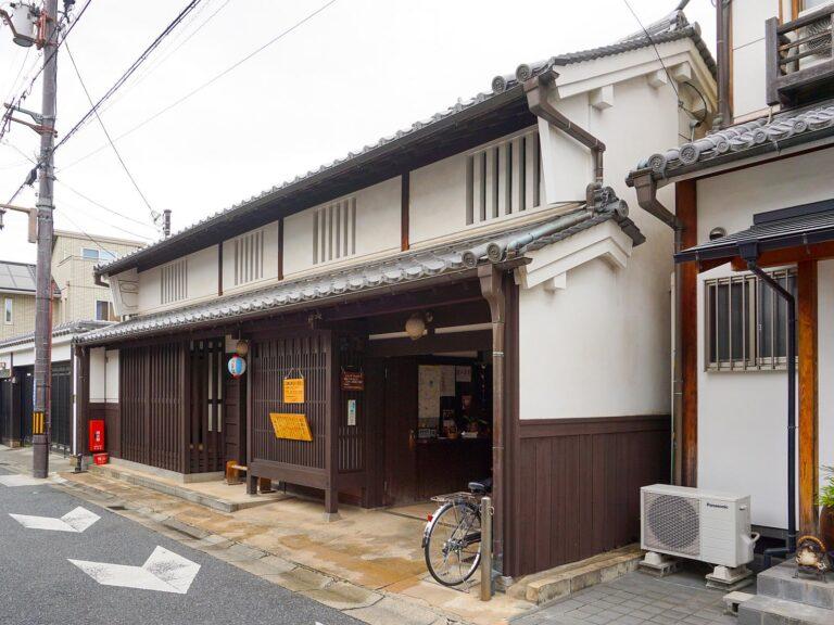 Nara-machi Latticework House