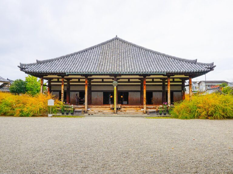 Gangō-ji Temple