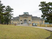 (寺社美術品を誇る)奈良国立博物館 The Nara National Museum
