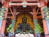 (奈良の大仏)東大寺 Tōdai-ji Temple