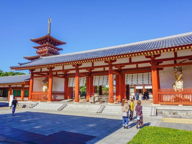Yakushi-ji Temple