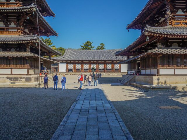 Hōryū-ji Temple