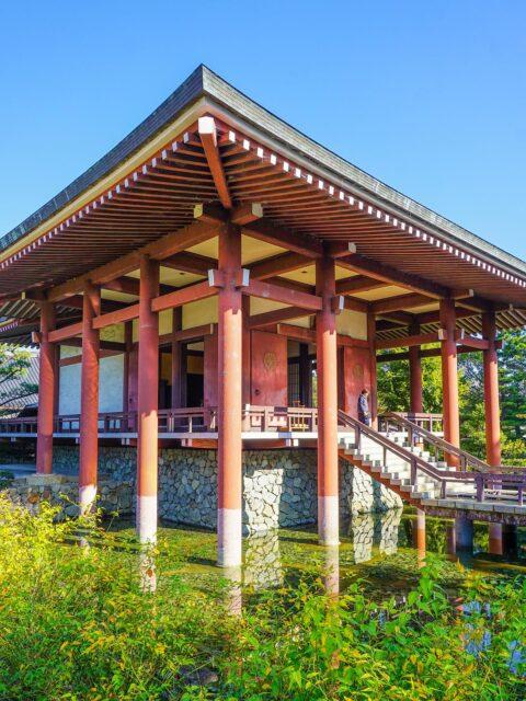Chūgū-ji Temple