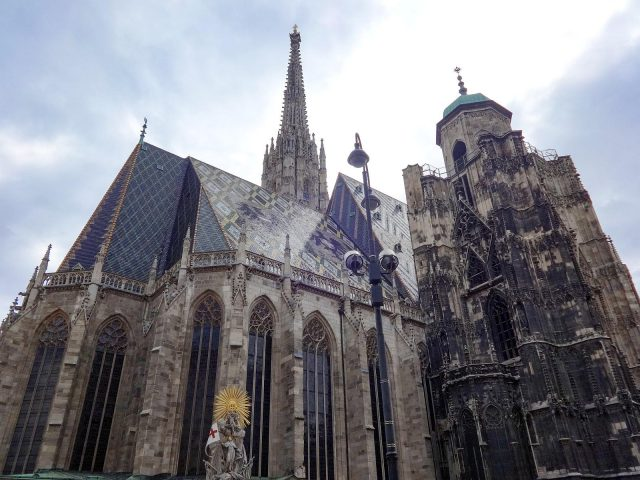 The Stephansdom