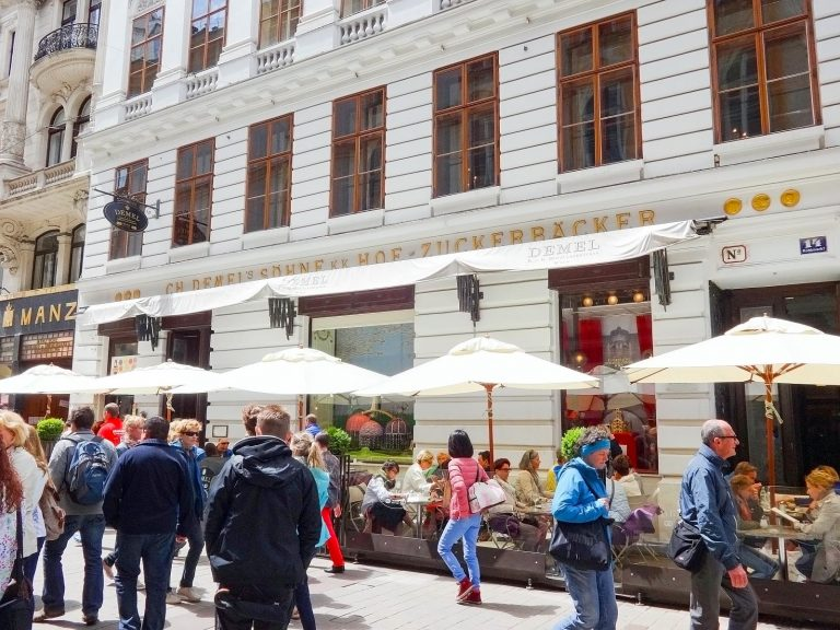 The Kohlmarkt