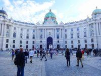 (オーストリア帝国の栄光)ホーフブルク宮殿 The Hofburg