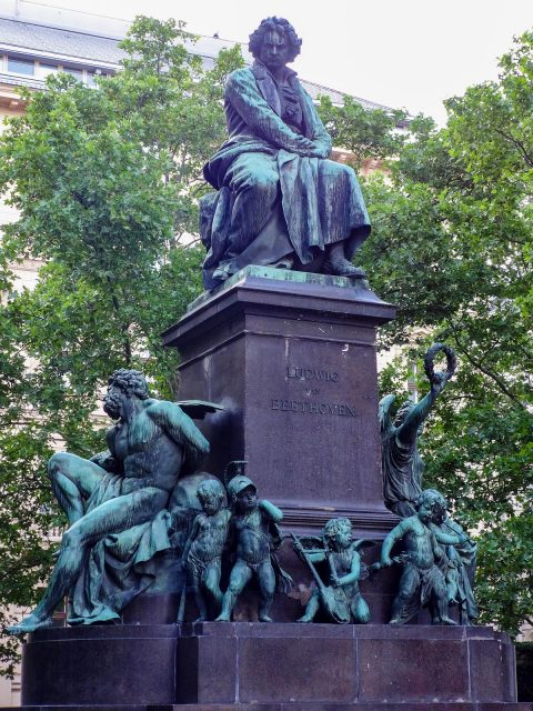 The Beethoven Monument