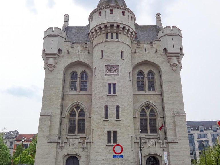 The Porte de Hal