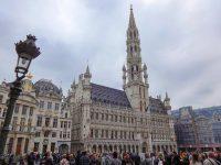 (ヨーロッパで最も美しい広場の一つ)グラン・プラス The Grand Place