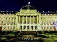 (新古典主義様式の王宮)ブリュッセル王宮 The Palais Royal de Bruxelles