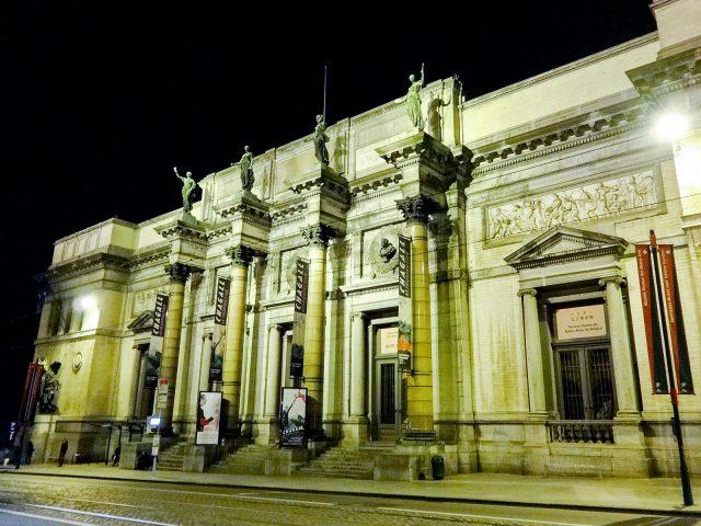 The Musées royaux des Beaux-Arts de Belgique