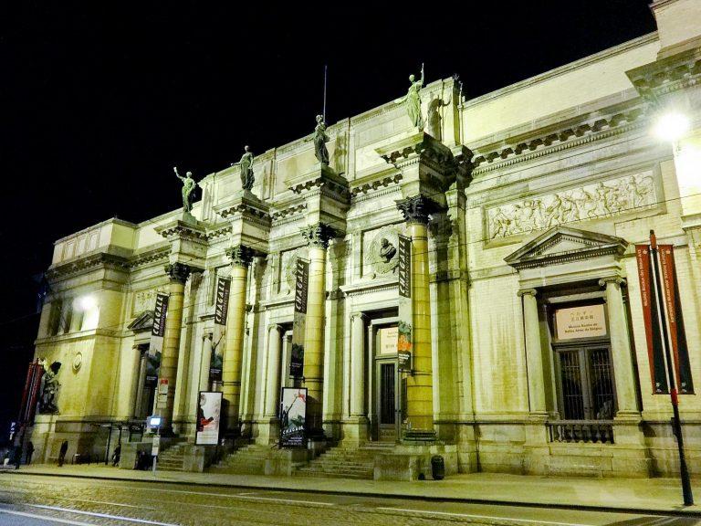 200年の歴史を誇る)ベルギー王立美術館 The Musées royaux des Beaux-Arts de Belgique