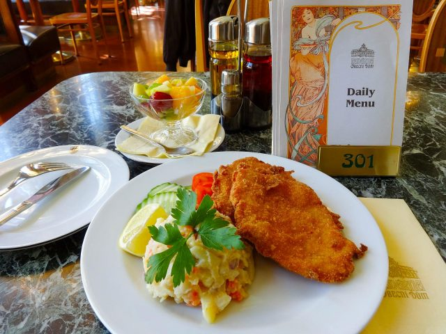 Czech Schnitzel