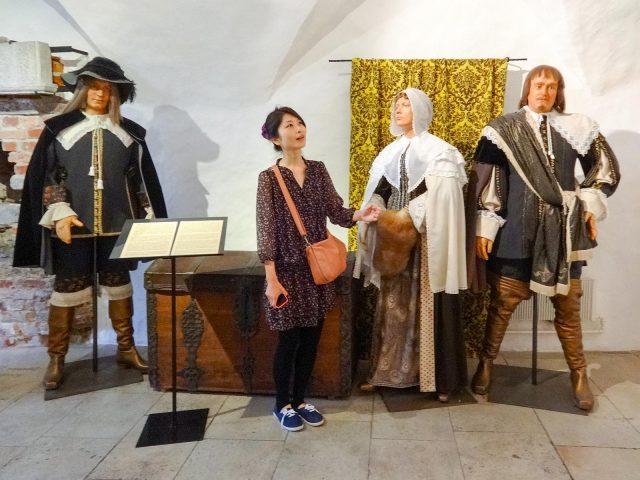 The Tallinn Town Hall