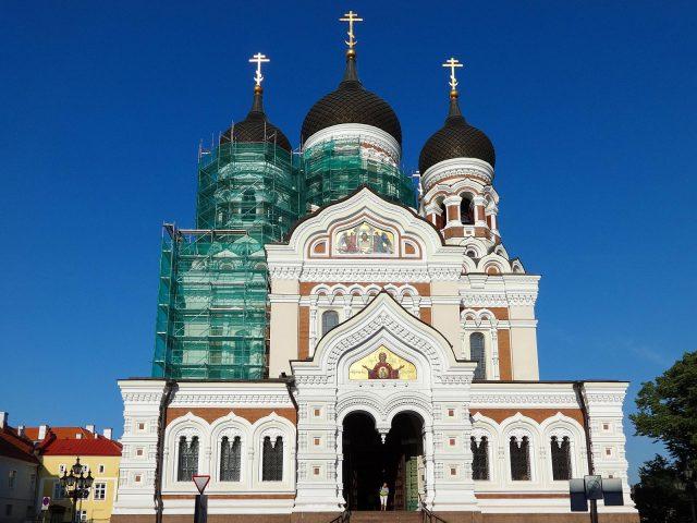 The Alexander Nevsky Cathedral