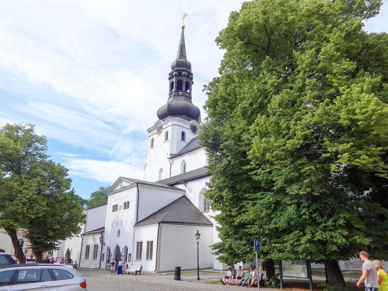 (タリン最古の教会)トームキリク(聖母マリア大聖堂) Toomkirik