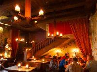 (中世の商家を再現したレストラン)オルデ・ハンザ Olde Hansa