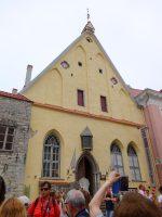 (中世タリン建築の典型例)大ギルドの会館 The Great Guild