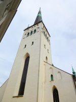 (そびえ立つ巨大な塔)聖オレフ教会 St. Olaf's Church