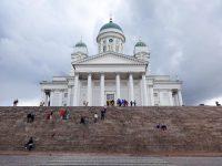 (純白の大聖堂)ヘルシンキ大聖堂 Helsinki Cathedral