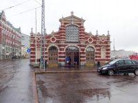 (港の横の屋内市場)オールドマーケットホール The Old Market Hall