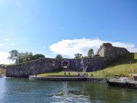 (海上星形要塞)スオメンリンナの要塞 Suomenlinna