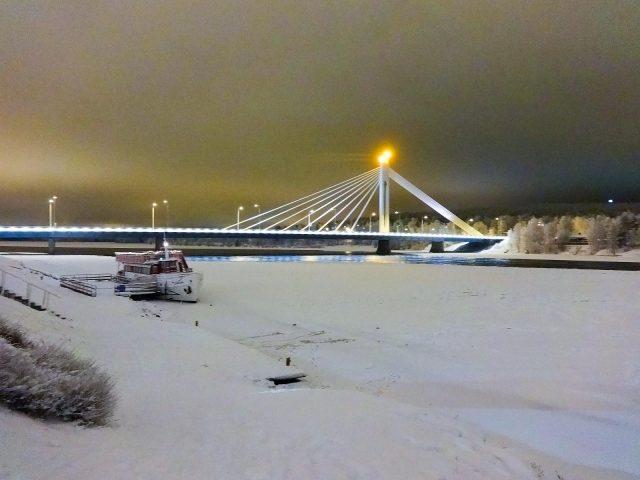 The Kemijoki River