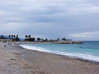 (地中海沿いの散歩道)太陽の遊歩道 The Promenade du Soleil