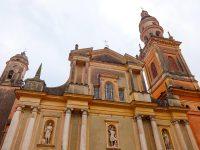 (バロック様式の聖堂)大天使聖ミカエル聖堂 The Basilica of St. Michael Archangel of Menton