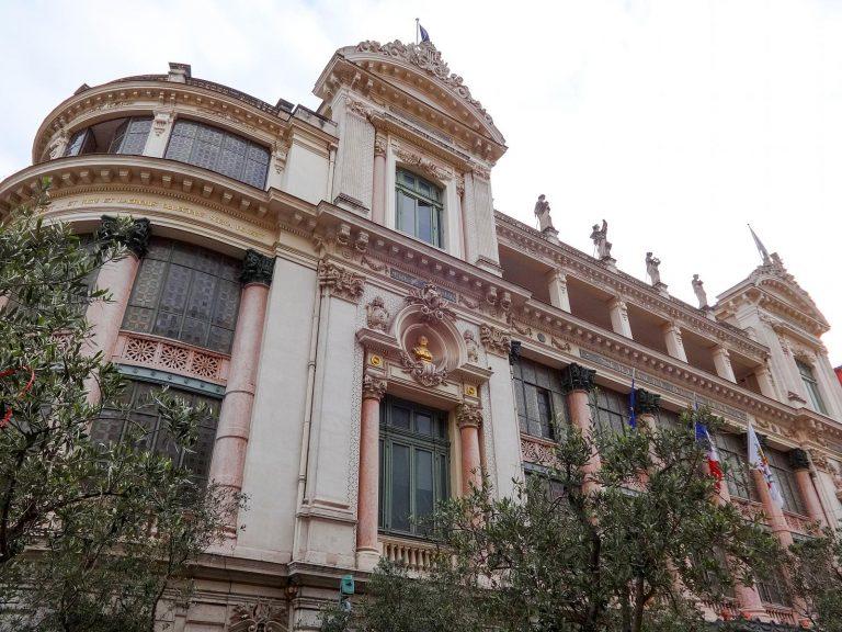 The Opéra de Nice