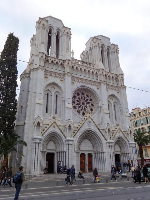 The Basilica of Notre-Dame de Nice