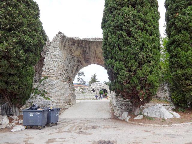 The Arena of Cimiez