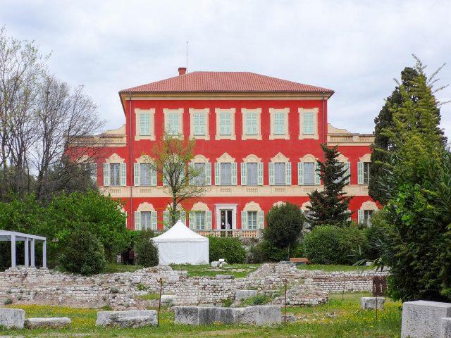 The Musée Matisse