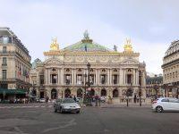 (音楽の天使住まう)ガルニエ宮 The Palais Garnier