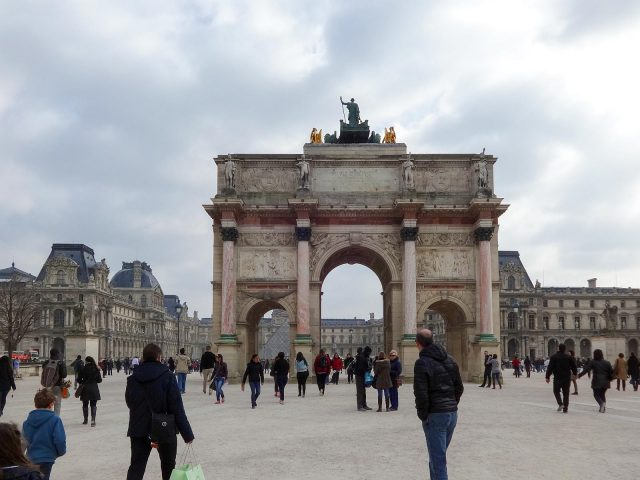The Place du Carrousel