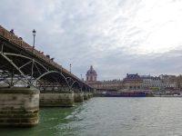 (愛の南京錠)ポンデザール The Pont des Arts