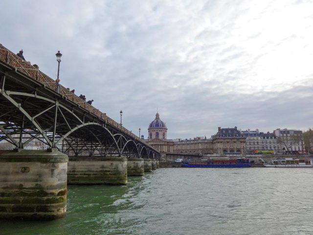 The Pont des Arts