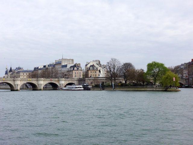 The Île de la Cité