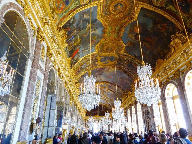 (豪華絢爛、絶対王政)ヴェルサイユ宮殿 The Palace of Versailles