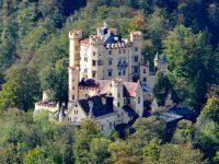 (上白鳥地方の城)ホーエンシュヴァンガウ城 Hohenschwangau Castle