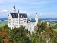 (新しい白鳥の石の城)ノイシュヴァンシュタイン城 Neuschwanstein Castle