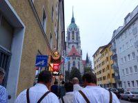 (ミュンヘンの発祥の地)聖パウロ教会 Paulskirche