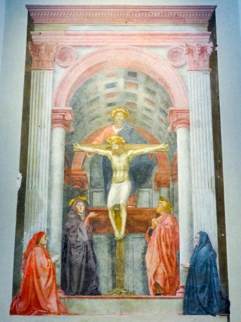 The Basilica of Santa Maria Novella