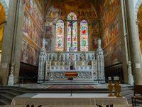 (芸術あふれる)サンタ・マリア・ノヴェッラ聖堂 The Basilica of Santa Maria Novella